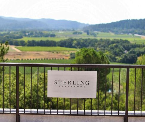 Sterling Vineyards, Calistoga