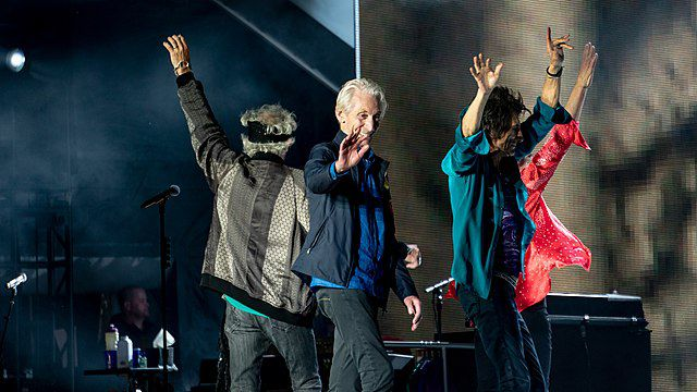 Rolling Stones in 2018