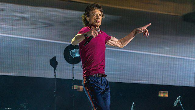 Mick Jagger in 2016