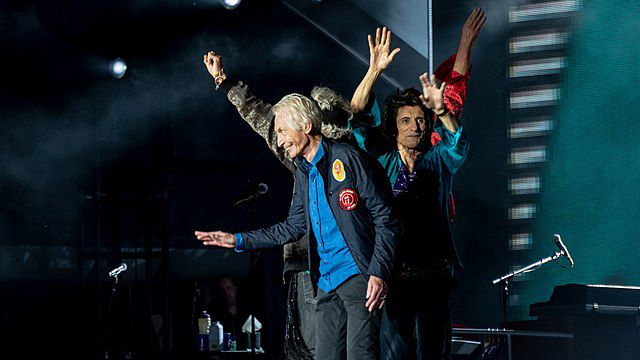 Charlie Watts in 2018