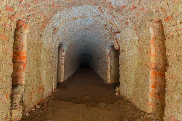 Tarakanov Fortress