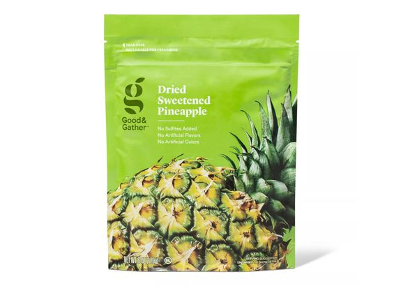 Dried Sweetened Pineapple