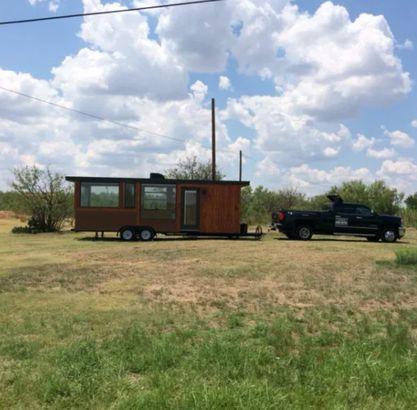 Texas tiny home