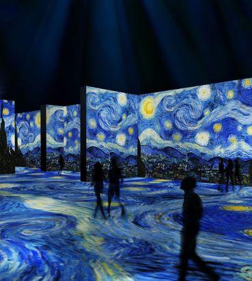 The Lume Van Gogh Exhibit