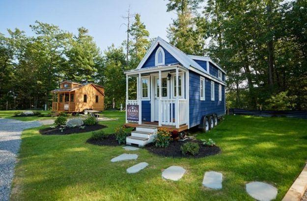 New Hampshire tiny home