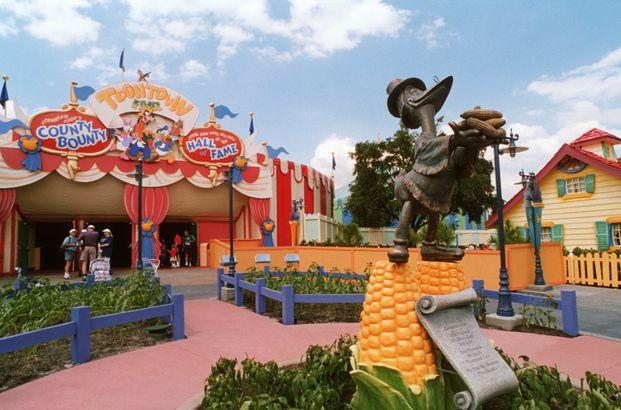 Disney World's Mickey's Toontown Fair closes