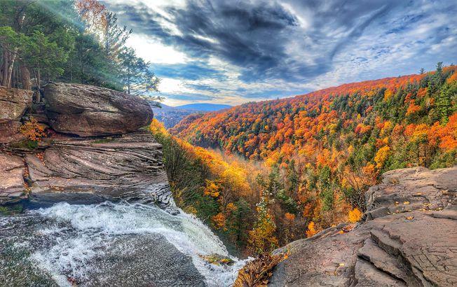 America's First Tourist Attraction, Catskills