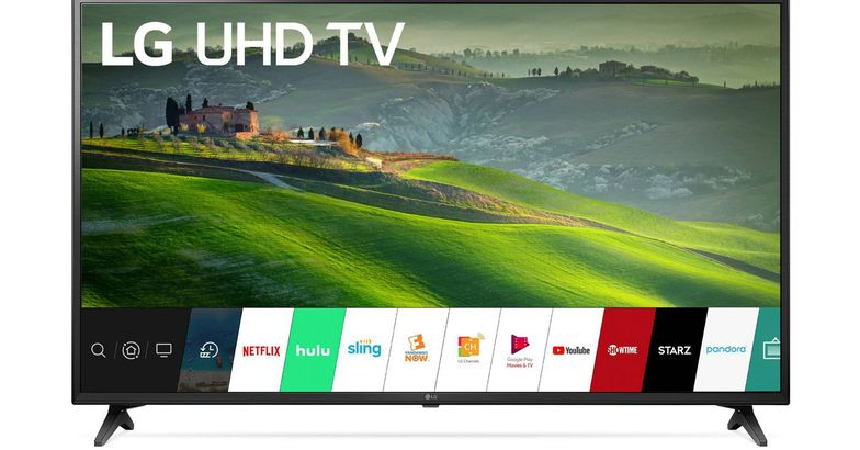 "LG 49"" 4K Smart TV"