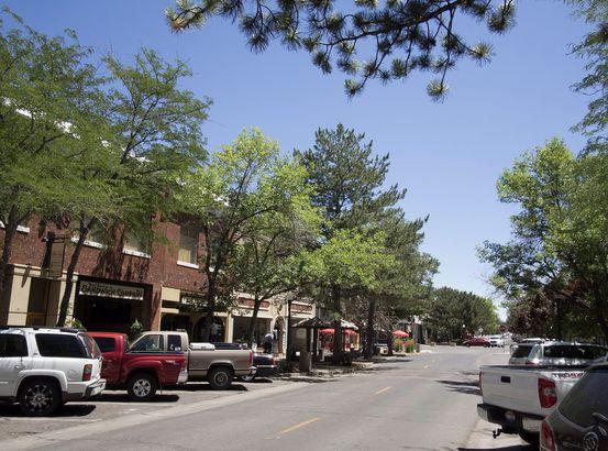Downtown Twin Falls, Idaho