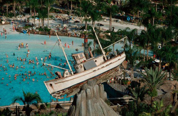 Disney World's Typhoon Lagoon Water Park Opens