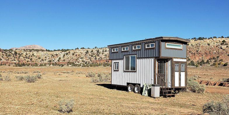 Utah tiny home