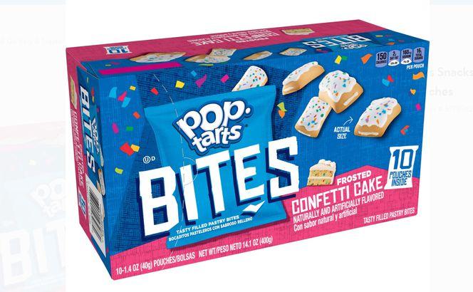 Pop-Tarts Baked Pastry Bites