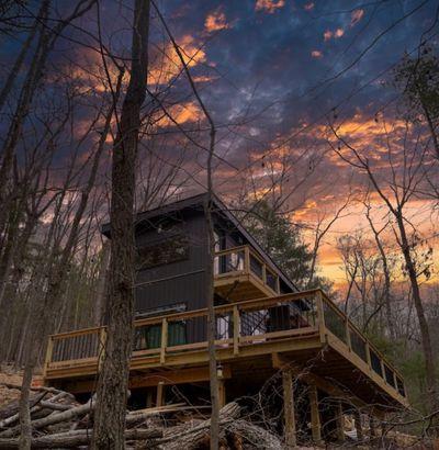 West Virginia tiny home