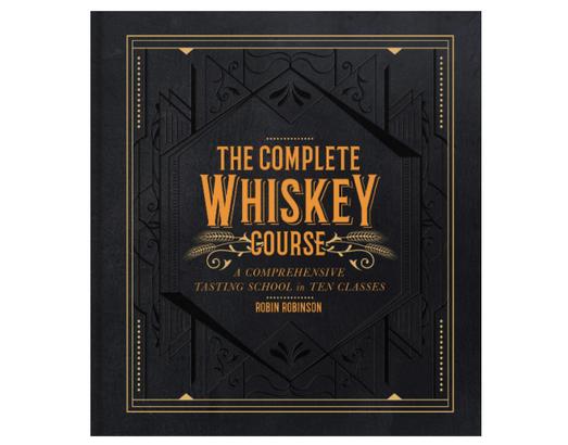 Whiskey tasting book