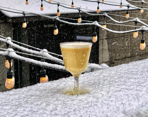 Whiskey Winter cocktail