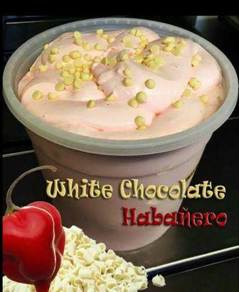 Jordan's White Chocolate Habanero