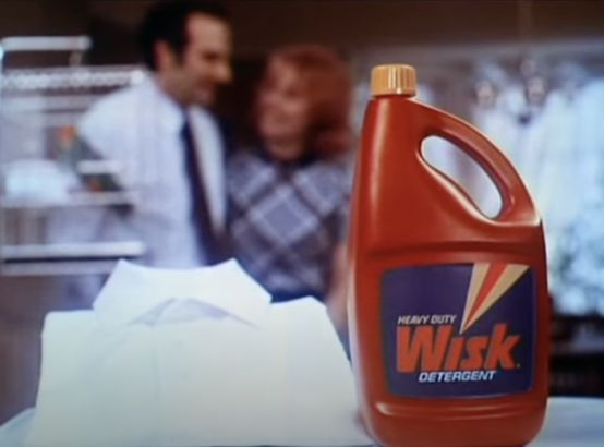 Wisk ad