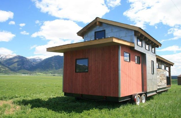 Wyoming tiny home