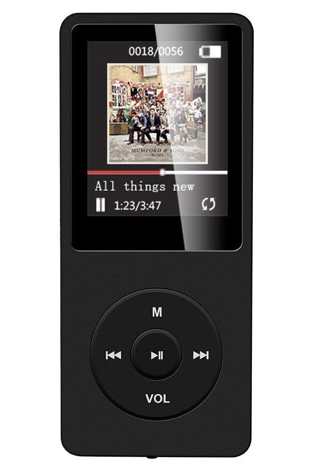 Cheap MP3 Players | Choosing the Best MP3 Player | Cheapism com